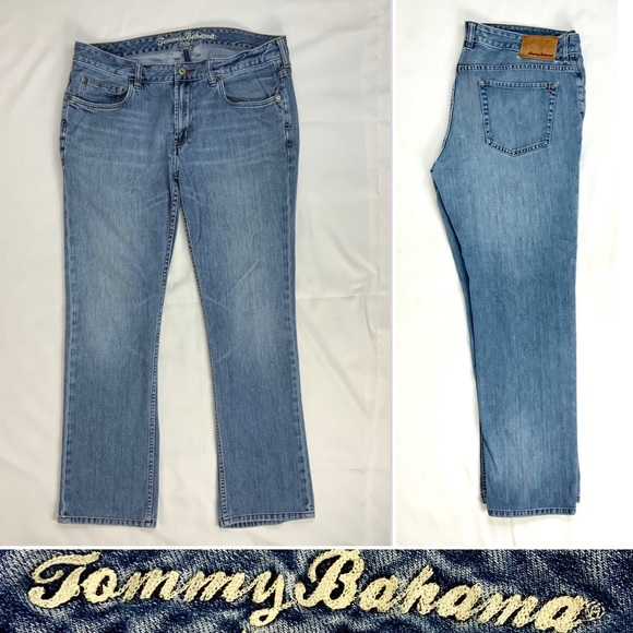 929b96a3 Tommy Bahama Jeans | Mens Authentic Straight Leg | Poshmark